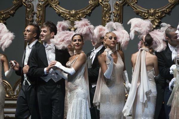 Operettenabend Villa Venier
