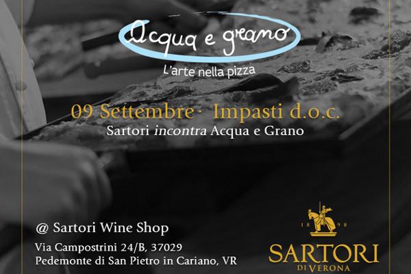 Sartori - Acqua e Grano