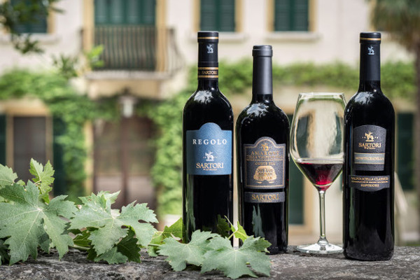 Sartori Weingut und Shop