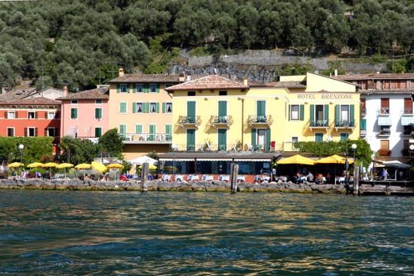 Seerestaurant Hotel Brenzone